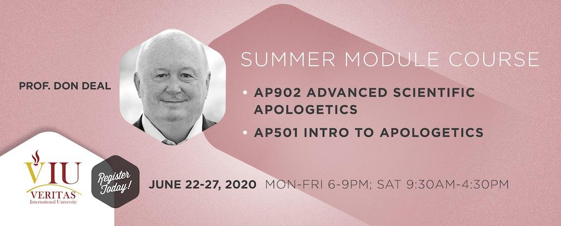 AP902 & AP501 – Prof. Don Deal