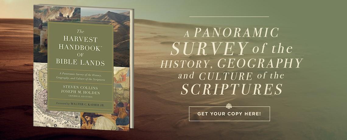The Harvest Handbook of Bible Lands